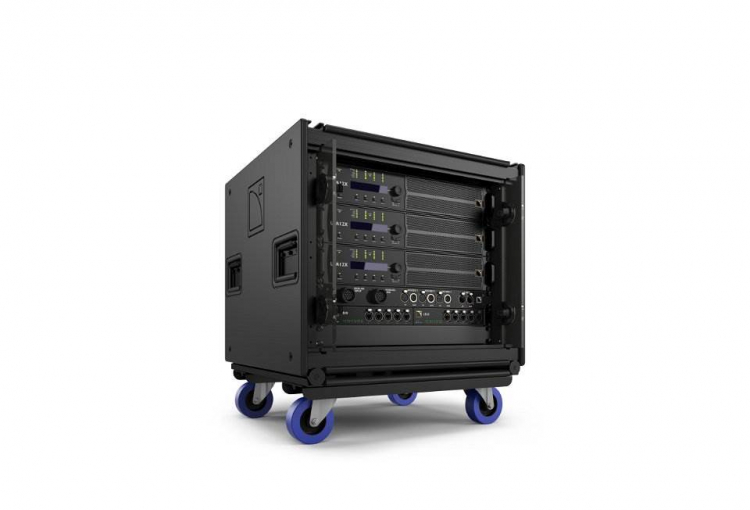 L-Acoustics launches AVB Rack for tours
