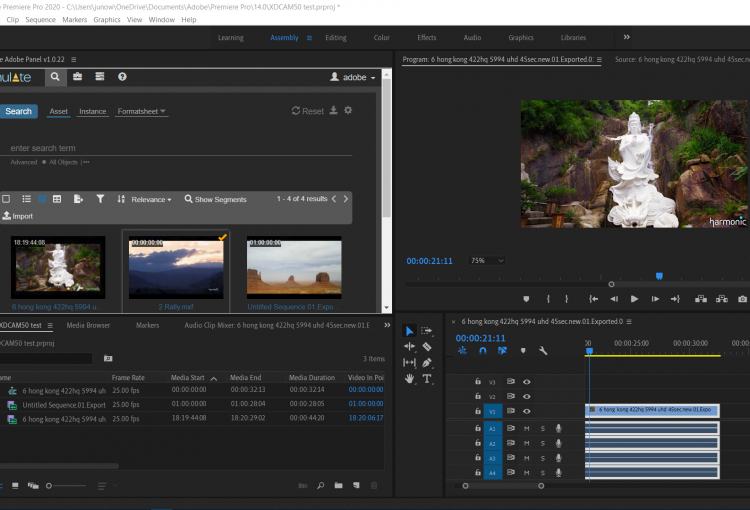 Masstech launches Adobe Premiere Pro panel for Kumulate