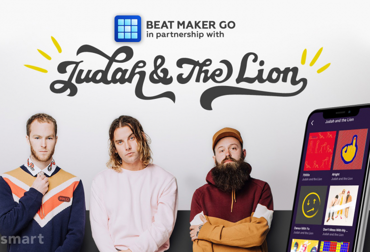 Gismart partners with Judah and the Lion to connect artists with fans