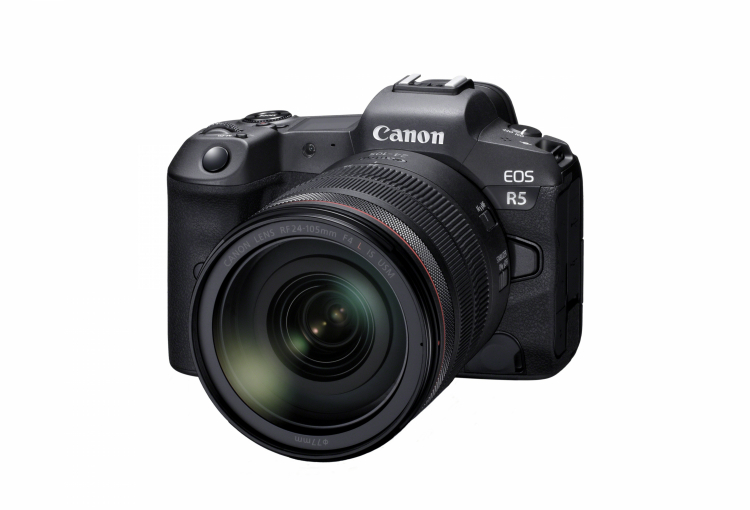 New Canon camera capable of 8K video in the works