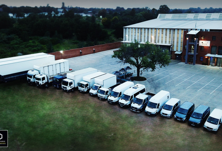 South Africa's MGG uses idle fleet to help medics and other industries