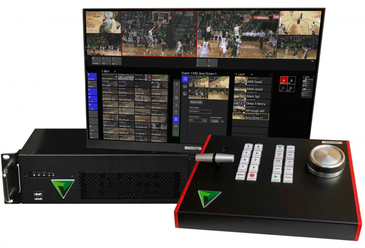 FOR-A teams up with technology partners for live production solutions