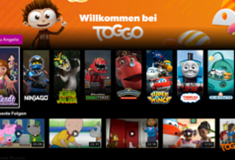 Super RTL launches Toggo with support from 3SS