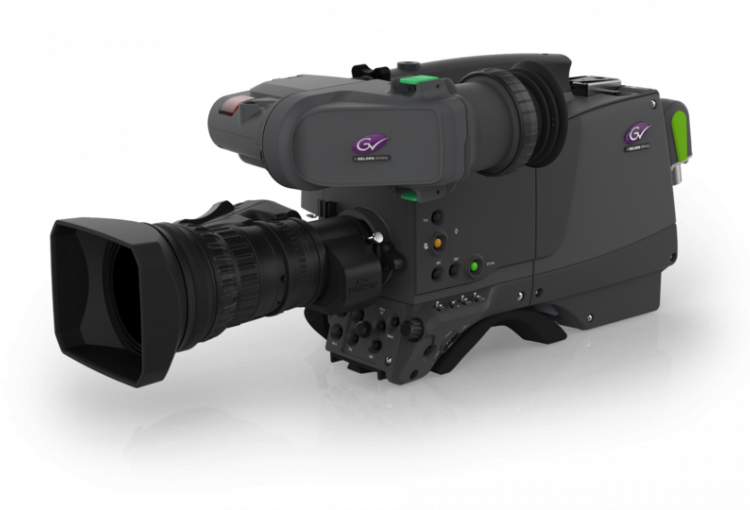 RTP standardises on Grass Valley Cameras