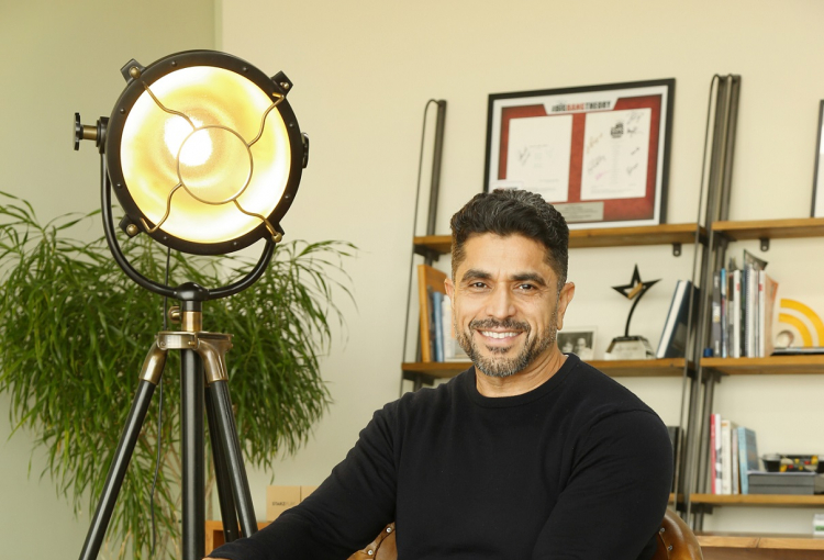 Face-to-face: Maaz Sheikh, co-founder and CEO, StarzPlay
