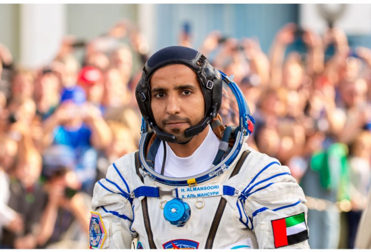 MBRSC and National Geographic release documentary on UAE's first astronaut mission