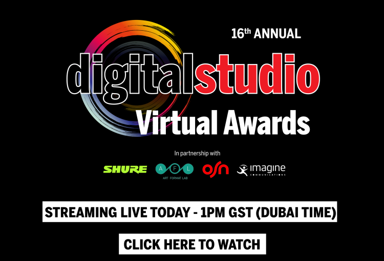 DS Virtual Awards LIVE