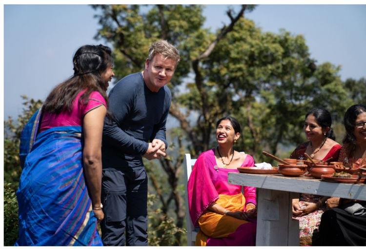 Gordon Ramsay's Uncharted Season 2 premiers in GCC