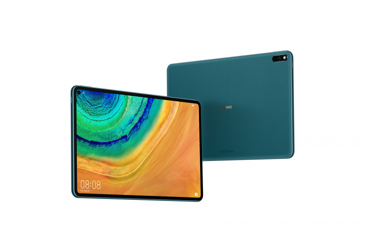 Huawei MatePad Pro 5G launches in the UAE