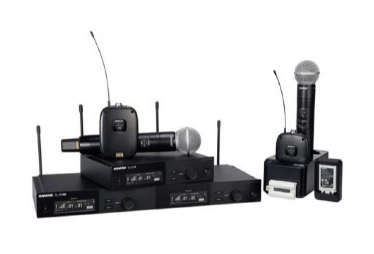 Shure introduces SLX-D digital wireless system