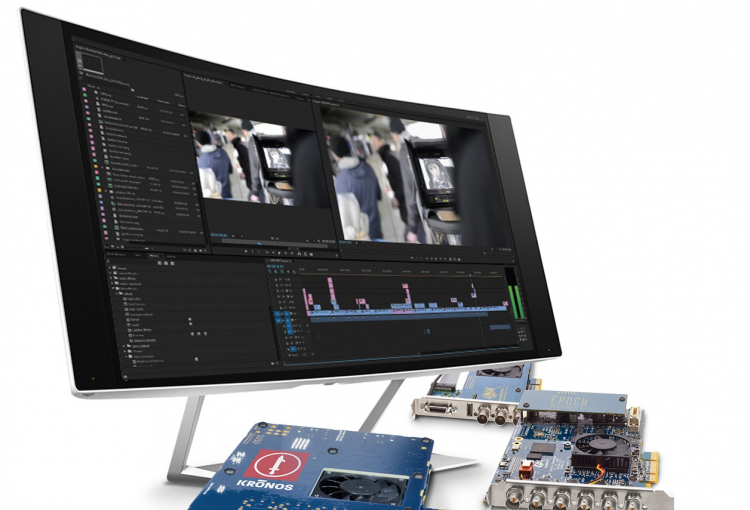 Bluefish444 adds Kronos K8 support for Adobe CC