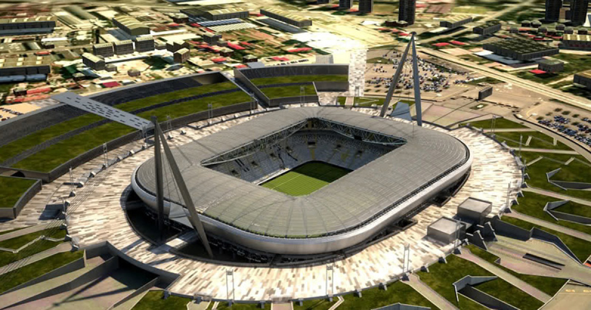 Optocore Ring Network For Juventus Stadium Digital Studio Middle East