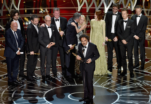 Oscars 2015: Winners Gallery