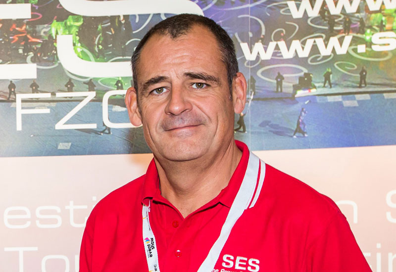Gordon Cooper, Group Director, SES Entertainment Services