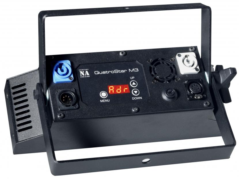 Company NA's QuatroStar M3 control.