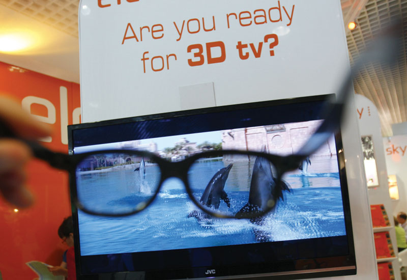 3D in the home still has some way to go before it reaches profitability, but the technology is in place.