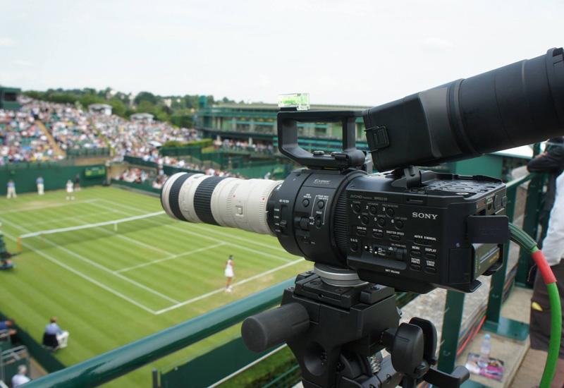 Wimbledon 2013 was an early 4K starter.
