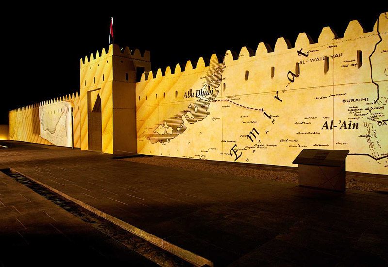 Action Impact, Adrian Bell, Al ain, Ceremony, Days out, Fort, History, Kevin Brown, Museum, Opening, Qasr al Muwaiji, UAE, Analysis, Live Events