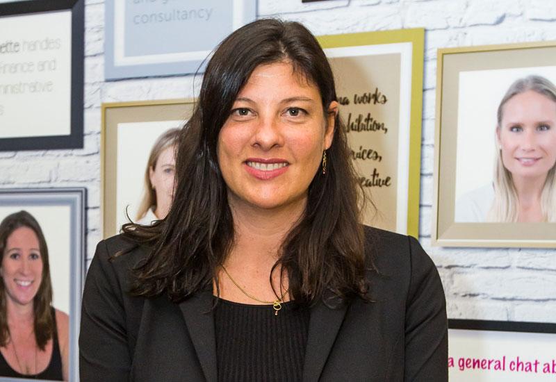 Rebecca Wilson, Managing Director, ESP International Event Recruitment