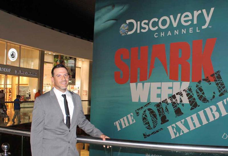 Underwater videographer and shark expert, Joe Romeiro