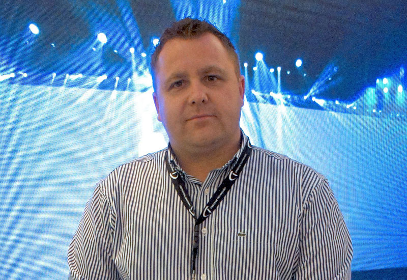 Andy Reardon, Managing Director, Creative Technology Middle East