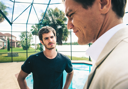 '99 Homes' was co-written and directed by Iranian-American director Ramin Bahrani.