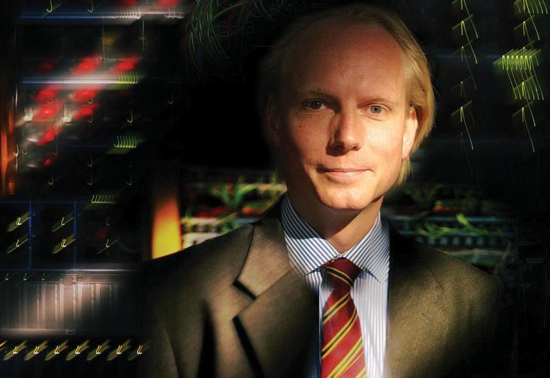 Simen Frostad, chairman, Bridge Technologies.