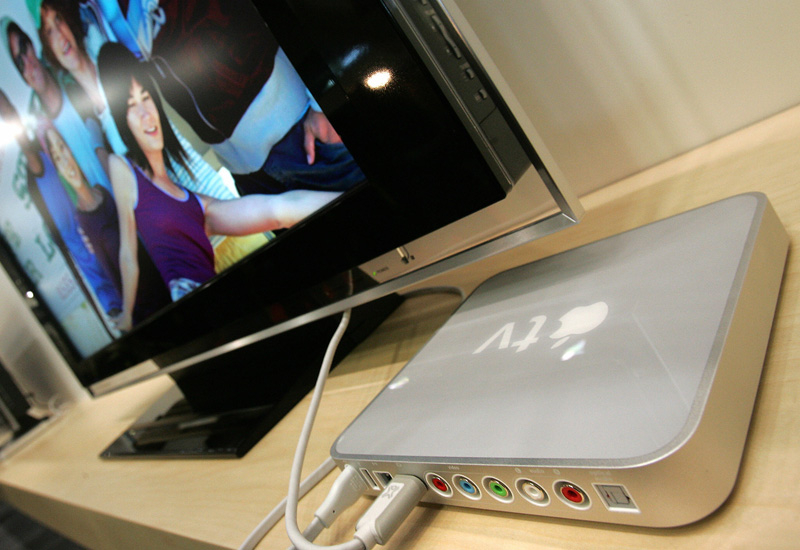 Over the top services like Apple TV will threaten the continued growth of the STB market.