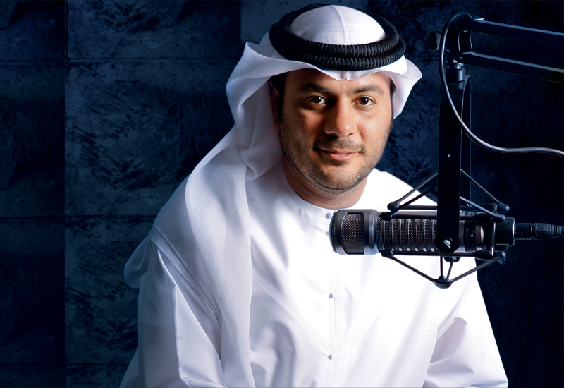 Mahmoud Al Rasheed, general manager, Arabian Radio Network