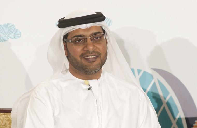 Ali Al Jabri, director of ADFF.