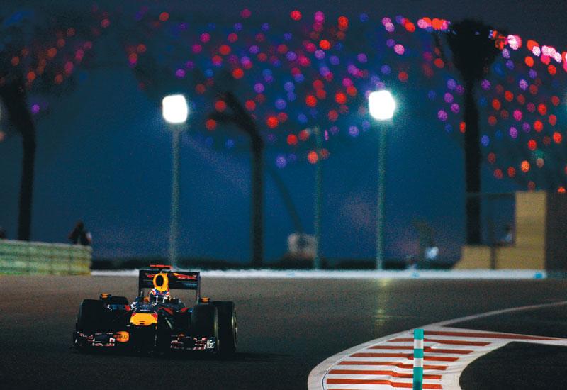 Abu Dhabi's Yas Marina Circuit was honoured at the P+S Sinus Awards.