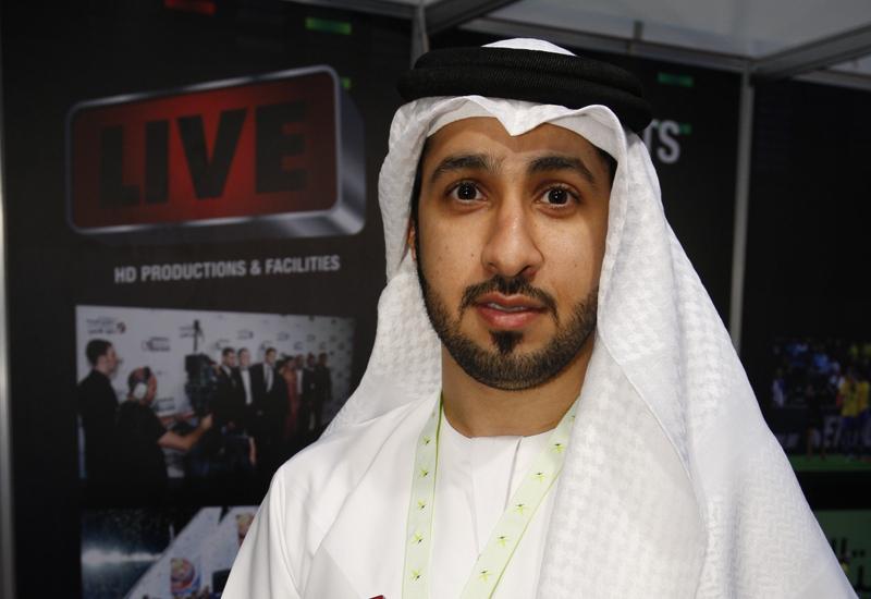 Abdul Hadi Al Sheikh is executive director of the new Digital Media Services.
