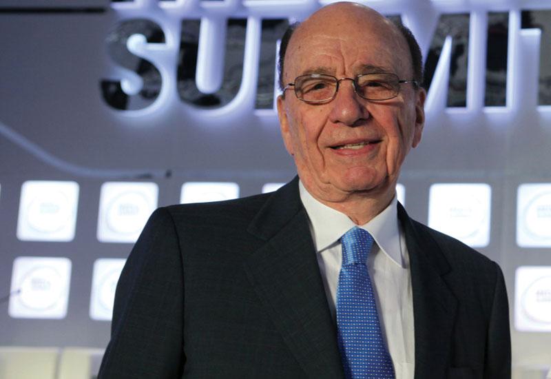 Rupert Murdoch, Chairman and CEO, News Corporation.