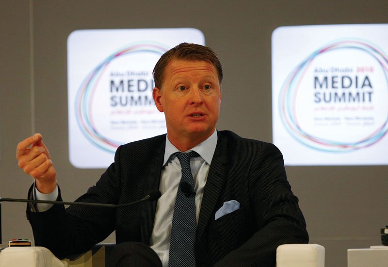 Hans Vestberg, President and CEO, Ericsson.
