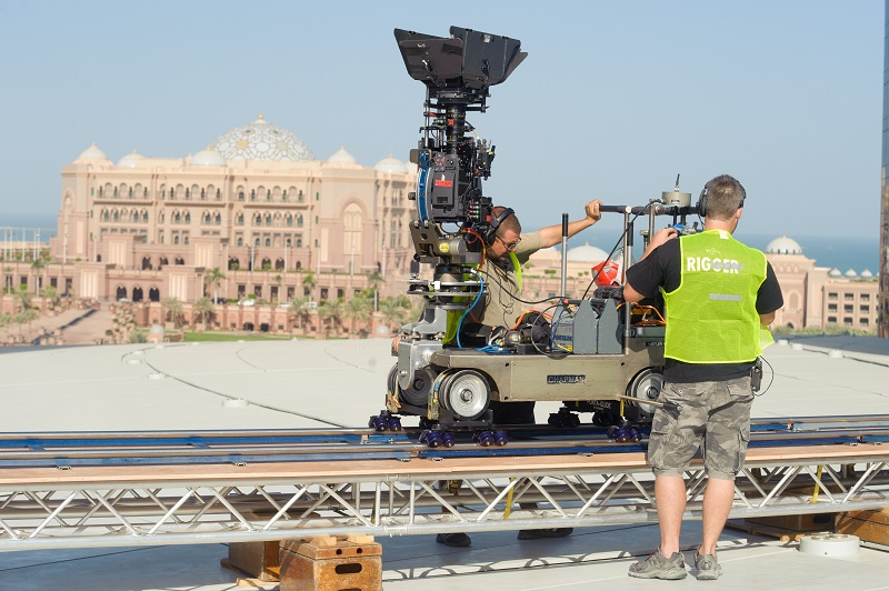 Abu Dhabi named top international location for film production