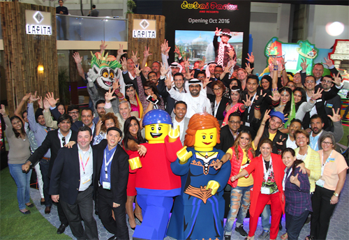 2015, Action Impact, Arabian Travel Market, ATM, Dubai Parks and Resorts, Winner, Wins, News, Content production