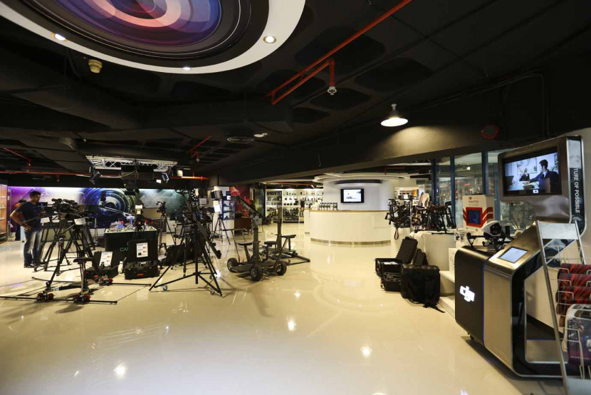 IN PICS: Advanced Media's new showroom