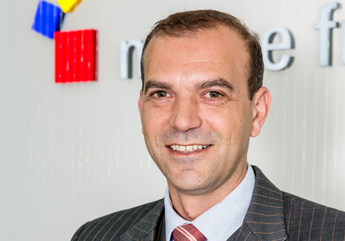 Ahmed Pauwels, Messe Frankfurt Middle East CEO.