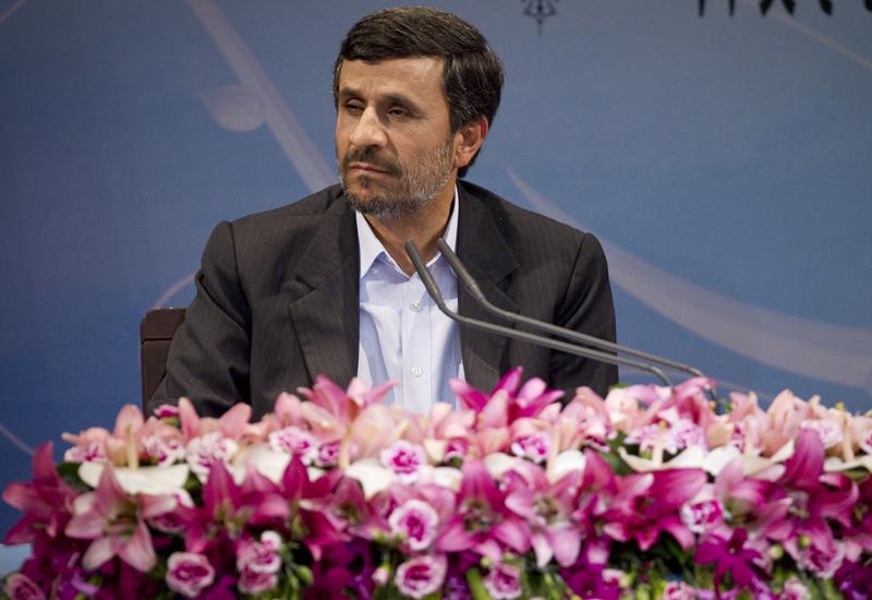 Ahmedinejad: fan of window boxes, not sitcoms.