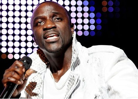 Singer Akon. (Getty Images)