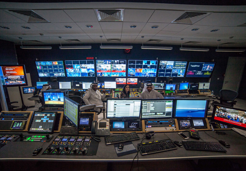 Al Jazeera has utilised cutting-edge wireless microphone and in-ear monitoring systems at its studios in Qatar.