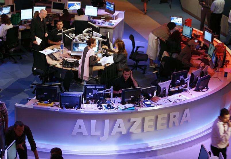 Courts should decide: Al Jazeera bureau chief.