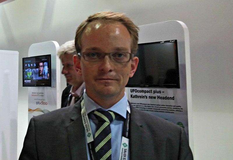 Anton Kathrein, CEO Kathrein-Werke