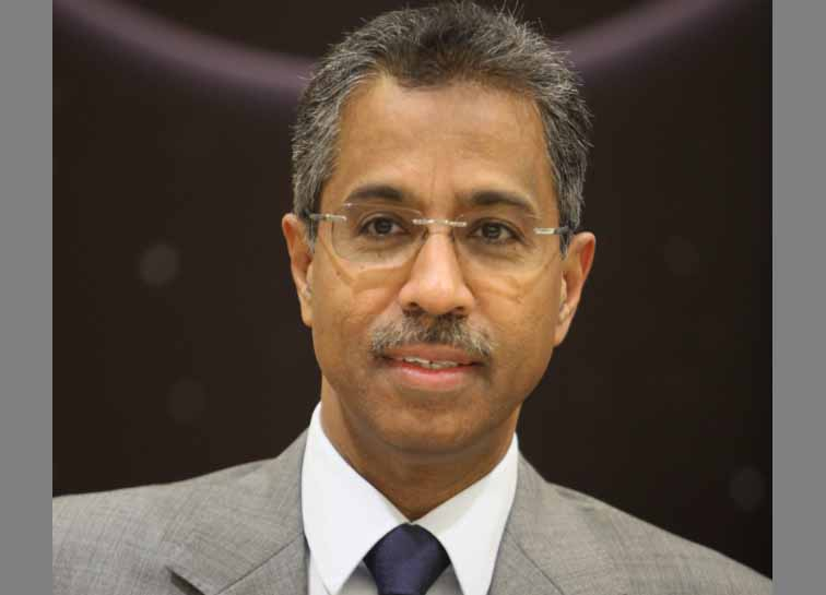 Khalid Balkheyour, president and CEO Arabsat.