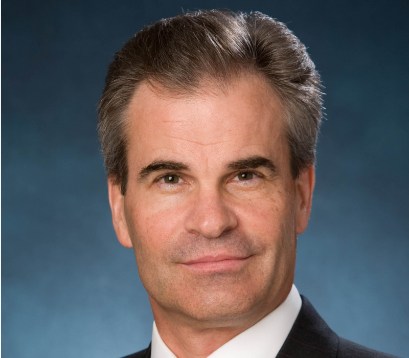 William Wade, president and CEO of Asiasat.