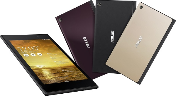 The new MeMO Pad 7 (ME572CL), a 7-inch Android 4.4 (KitKat) tablet featuring a Full HD IPS display, 64-bit quad-core Intel Atom Z3560 processor (up to