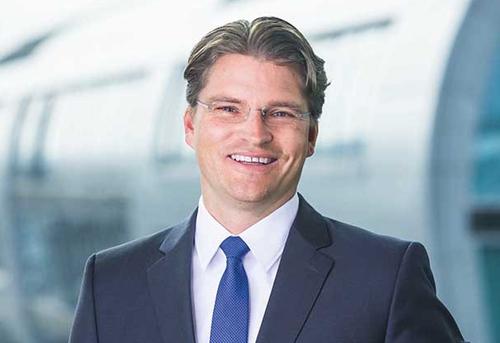 Jan Lange, regional sales director Central EMEA, Avid.