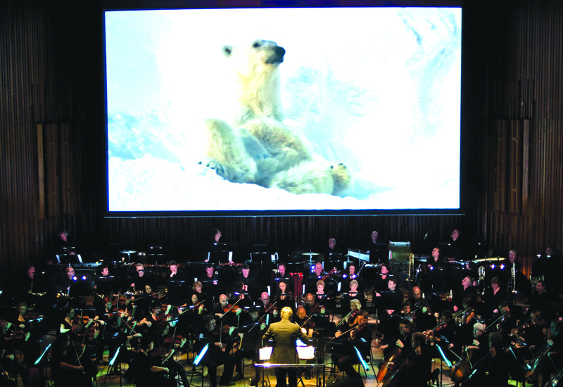 Abu Dhabi, Blue planet, Concert, Events, Music, Orchestra, Volvo Ocean Race, News, Content production