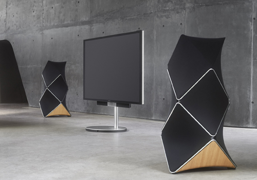 The new BeoLab 90 from Bang & Olufsen.