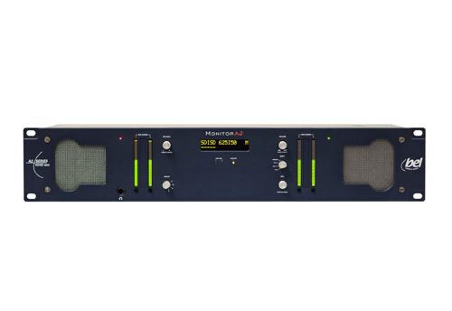 Audio, Bel Digital, BM-A2-4SHD, Broadcast, MKII, Monitor, New, OB, Delivery & Transmission